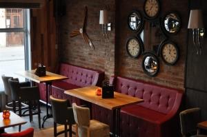Caffe & pizzeria & club Marabu - interijer